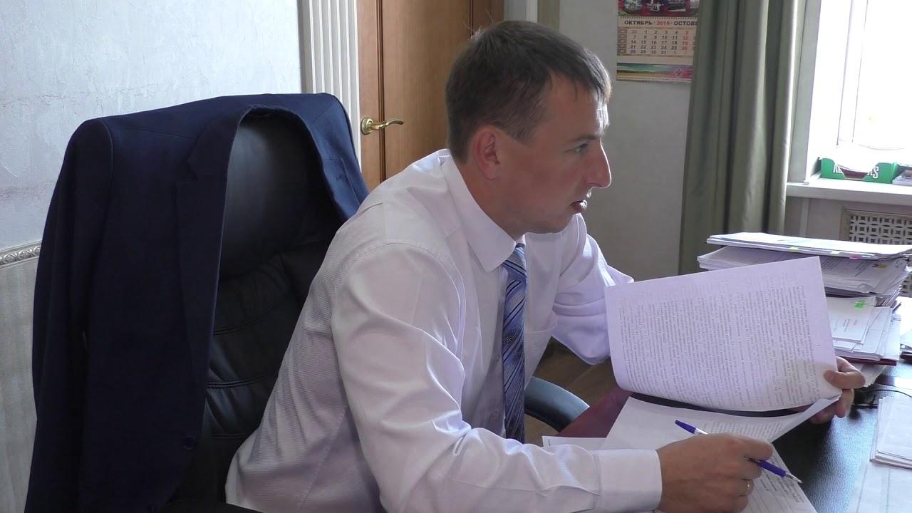 Александр Шишикин провёл приём граждан