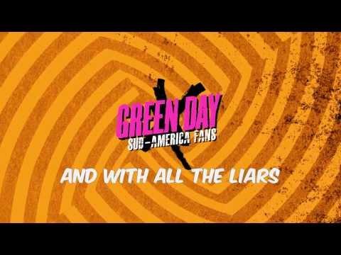 Green Day-Lazy Bones-Lyrics-HD