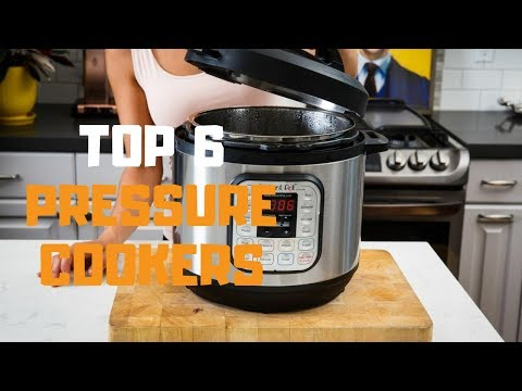 Best Pressure Cooker In 2019 - Top 6 Pressure Cookers Review