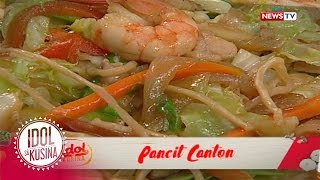 canton noodles how to cook