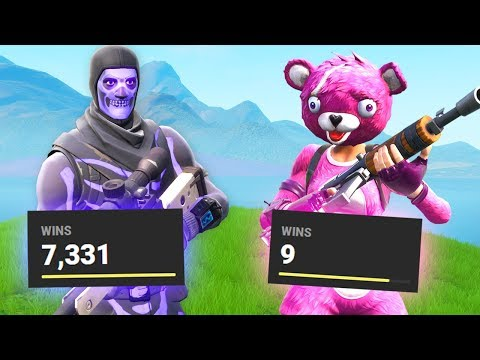 Every Person I KILL I EXPOSE Their Stats on Fortnite... (this is crazy)