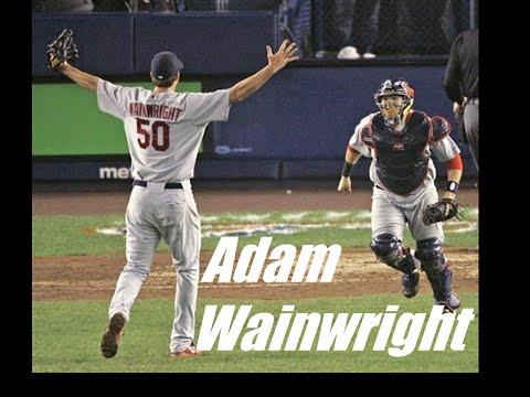 Adam Wainwright Postseason Highlights