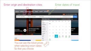 Book Air Tickets online using Yatra.com - Netsaar Tutorial