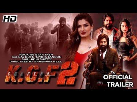 Download K.G.F Chapter 2 Official Trailer | Yash | Srinidhi Shetty |Sanjay Dutt |Pra