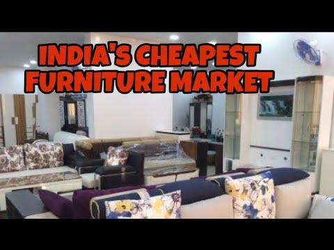 Furniture Market | Furniture At Best Price | Sofa | Chair | Cupboard | Table | Fahad Munshi |