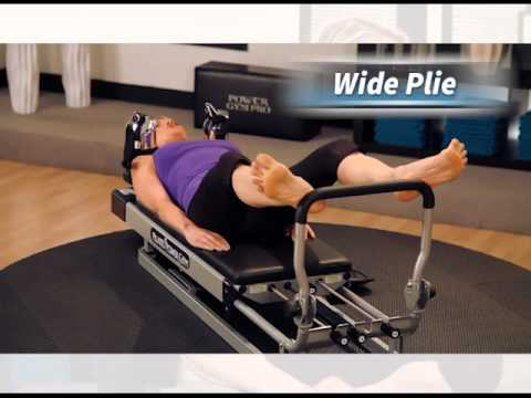 pilates power gym exercises pdf