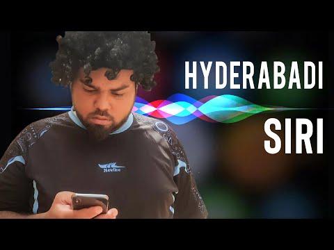Hyderabadi Siri | hyderabadi comedy | Deccan Drollz