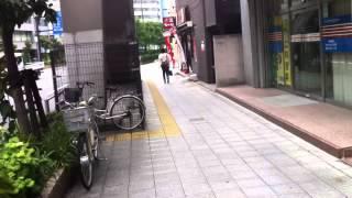 伝馬町牢屋敷跡遺跡(東京都中央区)②周辺を歩く