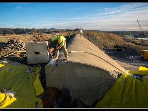 Oroville Dam Jan. 8 2018 Pics and Updates - NEW