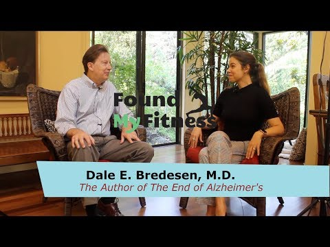 Dr. Dale Bredesen On Preventing And Reversing Alzheimer's Disease