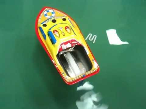 夏休み 夏休み 理科工作 : 牛乳パックの船 | FunnyDog.TV