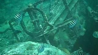 Paynes Bay Barbados Ship Wreck Carnival Victory Sept 09 215