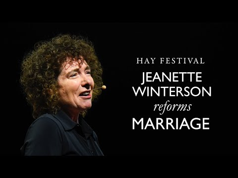 Jeanette Winterson on Marriage