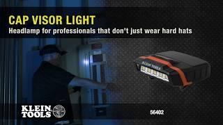 Cap Visor Light
