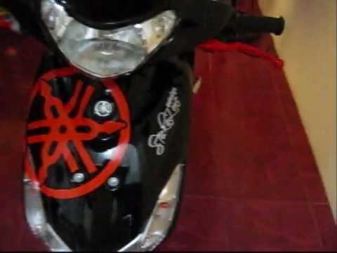 Mio Sporty Yamaha Mjz YouTube - Mio decalssticker design mio sporty