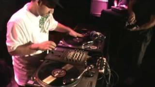 Dj BrainDeaD Live @ Israel's Freestyle Dj Competition Eliminations 11 7 09