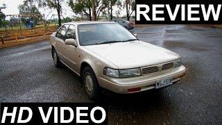 1994 Nissan Maxima Ti Review