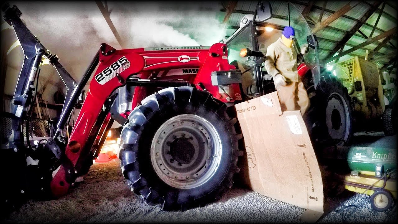 Rolling Cold II (-35°F) - MF 7616, Vermeer BPX9000 - Farming 4G