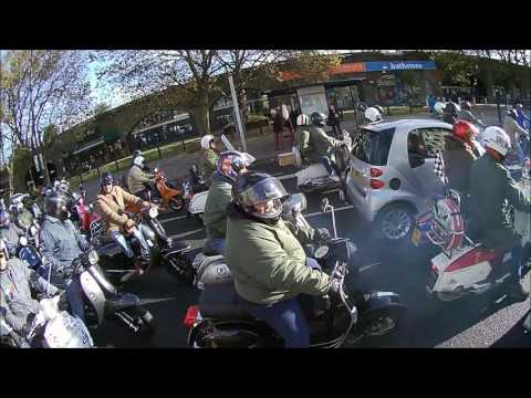 London Remembrance Day Ride Out 2016