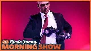 Nick is a Mass Murderer (in Hitman 2) - The Kinda Funny Morning Show 12.13.18