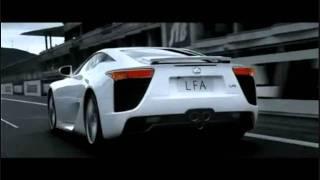 2011 Lexus LFA Videos