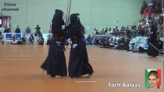 Hungary - Japan - Semmi Final - Men Team - 15. World Kendo Championships