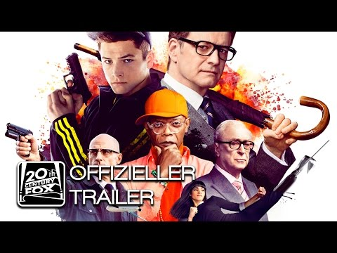 Kingsman: The Secret Service | Offizieller Trailer #3 | Deutsch HD German