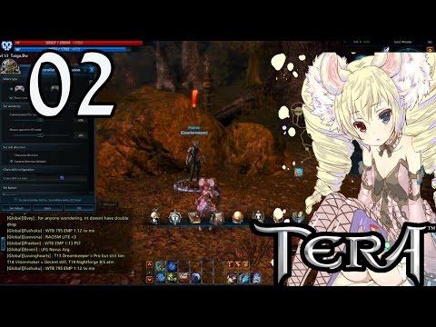TERA: Rising - Class Elin Reaper - ( PC, MMO) - Gameplay Walkthrough - Part 02