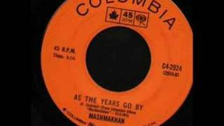 Mashmakhan-As The Years Go By