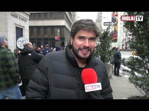 El actor colombiano Daniel Arenas asegura que le gustaría formar una familia | La Hora ¡HOLA!