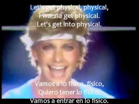 Olivia Newton John - Physical (subt. ingles- español)