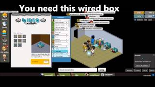 Habbo Wired explanation / tutorial