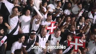 Publicidade e Propaganda com bateria para TIM – Vasco - Apito de Mestre