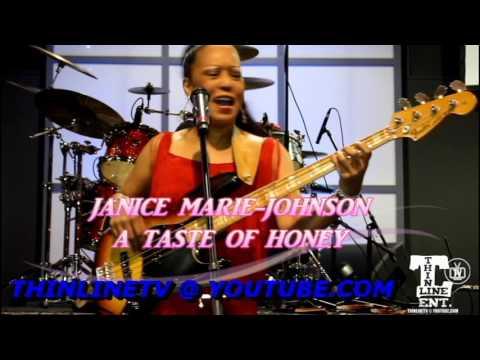 A TASTE OF HONEY JANICE MARIE-JOHNSON LIVE! @ ONTARIO, CA