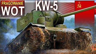 KW-5 jak polosuje to bestia - World of Tanks