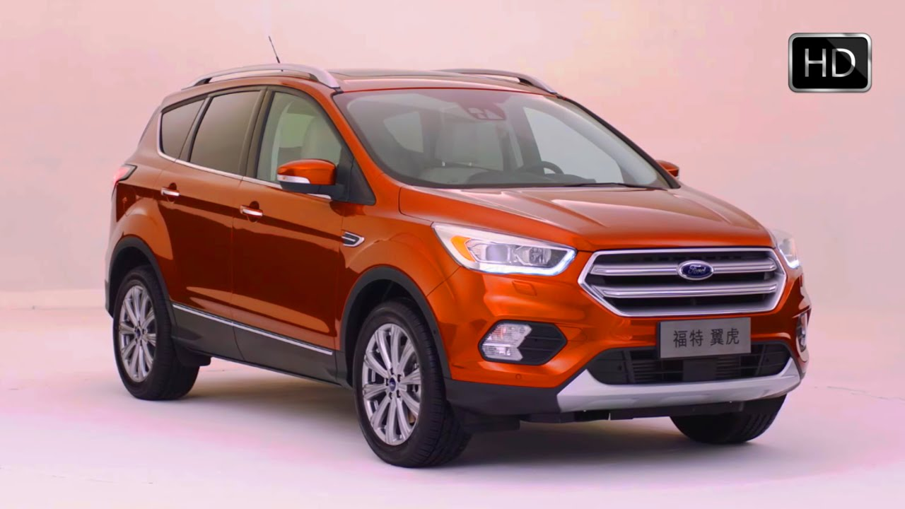 2016 ford kuga compact suv facelift exterior interior design hd isquared cars