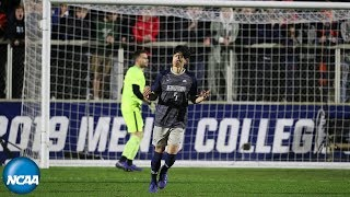 Georgetown vs. Virginia: Full PK shootout from 2019 College Cup finals