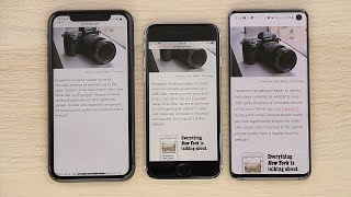 รีวิว iPhone SE 2020 แบบจัดเต็ม!!! เป็นทุกอย่างให้เธอได้ไหม?