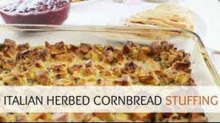How To Make Cornbread Stuffing For Thanksgiving Thumbnail