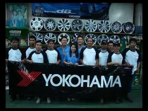 มารู้จักบริษัทยางรถยนตร์ YOKOHAMA กันเถอะ