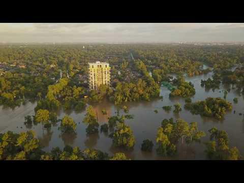 Hurricane Harvey Flooding - North Houston - 8/29/17