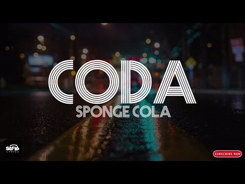 Spongecola - CODA( LYRICS )