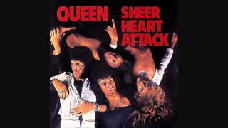 Queen - Tenement Funster - Sheer Heart Attack - Lyrics (1974) HQ