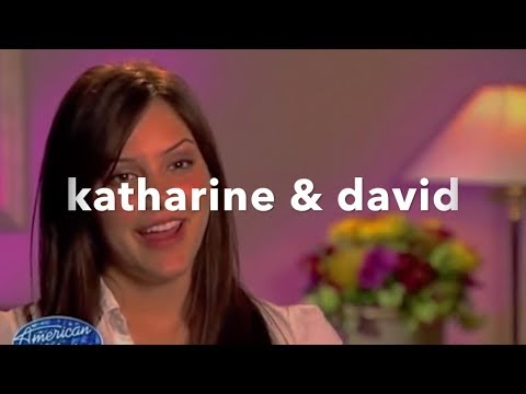 the moment katherine mcphee and david foster fell in love on american idol