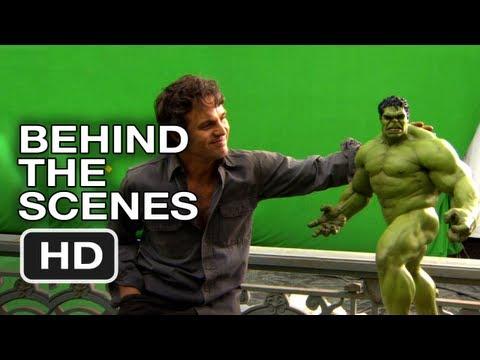 The Avengers - Raw B-Roll #1 (2012) HD