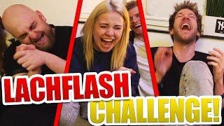 LACHFLASH Jimmy Challenge! (mit Melina & Sarah)