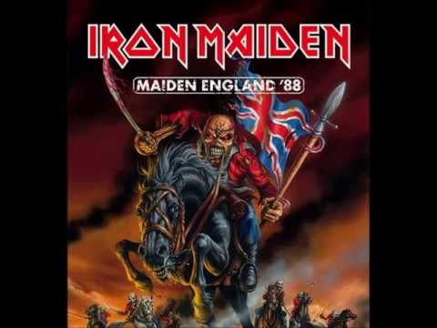 Iron Maiden - Seventh Son Of A Seventh Son - Maiden England `88