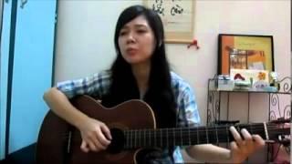 Em vẫn như ngày xưa (Trần Tiến) - guitar by thanh trang nguyen