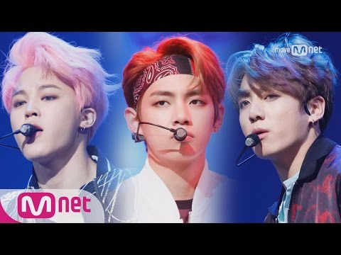 [BTS - Not Today] Comeback Stage | M COUNTDOWN 170223 EP