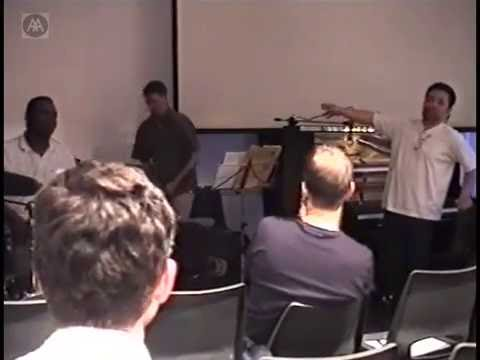 After the Diagram: Performative Notations in Architecture, Dance, Film and Music - Part 1